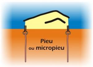 Schéma Micropieu